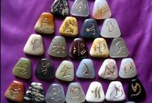 Magick - symbols / by Júlía Garðarsdóttir