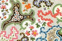Pattern / Pattern - Visual Feast / by Anne Mann