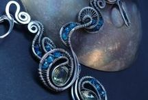 Beads, Wires, Chains.... / by Carolyn Pranke
