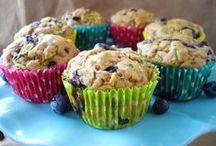 muffins & bread / by Courtney Sim