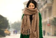 Fall Style: cozy knits  / by Ally Shupe