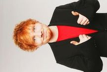 Ed Sheeran / The guy we all admire and love! / by Rikke Hansen