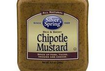 Chipotle Mustard / #SilverSpringFoods #ChipotleMustard @SilvSprngFoods / by Silver Spring Foods, Inc.