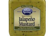 Jalapeno Mustard / #SilverSpringFoods #JalapenoMustard @SilvSprngFoods / by Silver Spring Foods, Inc.