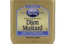 Dijon Mustard / #SilverSpringFoods #DijonMustard @SilvSprngFoods / by Silver Spring Foods, Inc.