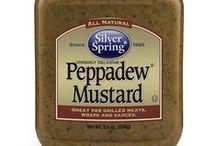 Peppadew Mustard / #SilverSpringFoods #PeppadewMustard @SilvSprngFoods / by Silver Spring Foods, Inc.