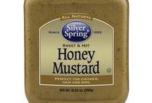 Honey Mustard / #SilverSpringFoods #HoneyMustard @SilvSprngFoods / by Silver Spring Foods, Inc.