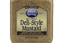 Deli Style / #SilverSpringFoods #DeliStyleMustard @SilvSprngFoods  / by Silver Spring Foods, Inc.