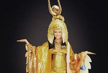 Fashion & cosplay costumes / Amazing cosplay & fashion costumes full of fun & innovation. / by Fang-Yao Lu