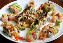 Sushi / by Kristi Mari