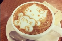 Coffee Art / by Kristi Mari