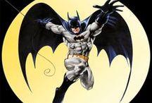 Batman / by Kristi Mari