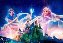 Disney's: Tangled / by Kristi Mari