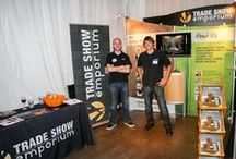 TSE's Own Displays / These are displays or exhibits that Trade Show Emporium has designed and produced for our clients. #TSE #TradeShowEmporium #TSEDenver #Denver #TradeShow  / by Trade Show Emporium