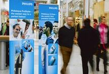 Banner Stand Displays / by Trade Show Emporium