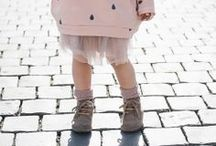 ◊ Zwergenzwirn ◊ / Fashion for the little ones ♥ / by Bianca Stock