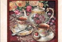Teacups & Tea Sets / by Beverly Geller