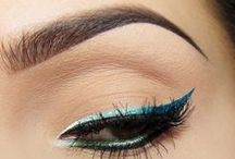 Ⓜakeup / Things I like and things I would like to try  / by Maya Chauhan