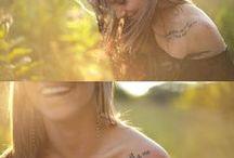 Tattoos.  / by Mattie Bogausch