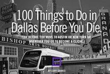 Dallas, Texas / Things to do in Dallas / by Natasha Crook Austin
