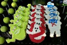 Party at Spook Central / Grab some Ecto-Cooler and room temperature brie, it's time to party! / by Ghostbusters