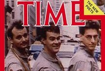 Ghostbusters Throwback / Take a trip back to the glorious world of the 1980s.  / by Ghostbusters