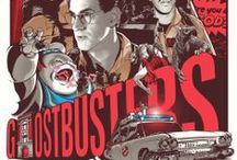 30th Anniversary Art Show / Original artwork and limited edition prints from Ghostbusters' 30th Anniversary traveling art show.  / by Ghostbusters