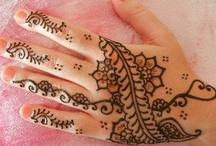 Henna Tattoo / by Nimy
