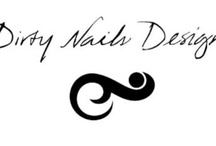 Dirty Nails Designs / Unique, artfully crafted wearable art.  / by Cydney Bacon