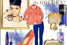 Fashionably Warm / by CurlyDivaCandy