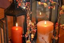 halloween and autumn deco / by Brenda Comp
