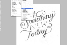 Graphic Design: Tutorials, Tips & Download-ables / by Erin M