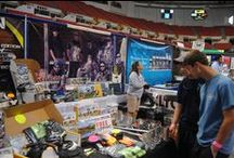 Louisiana Outdoors Expo / This took place July 26-28th in Lafeyette, LA.  / by Kellyco Detectors