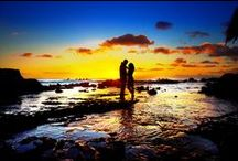 sunset in ko olina / by JW Marriott Ihilani Weddings