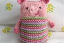 knitting/sewing / by myra york