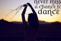 I Hope You Dance / by myra york