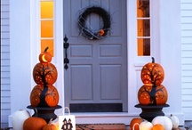 Holiday Decorating and Ideas Halloween / by Marcia Kortmeyer