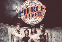 Pierce The Veil / by The Name Is Sarah