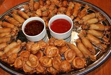 Catering / A perfect menu for your personal in house entertaining.  / by Coffee Man