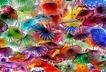 Gorgeous Glass / by Joyce Nerad