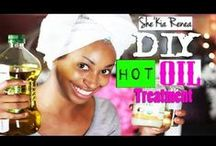 DIY - home made - Hair, Nails, Body ..... / by Hanna Ebony Selah Book