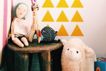 Little house things / Things for little people at home / by Laura