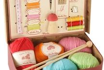 knit & crochet / by Naky