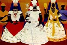 Naïf &  Mais / Esta arte teve surgimento no Brasil após a Semana de arte Moderna.  Pode – se ressaltar que a forma de pintura de Tarsila do Amaral possui parentesco com a arte Naif, porém a mesma não está incluída nesta categoria artística / Thank you for following. Have fun pinning.  / by ✿Lenora✿ Philbert✿