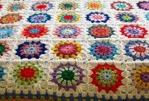 crochet blankets / by Naky