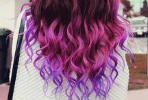 Hair / Hair tips,tricks and styles / by Mya Jones