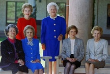 First Ladies of the U.S. / by Melva Williams