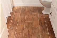 Floors And Tile / by Melva Williams