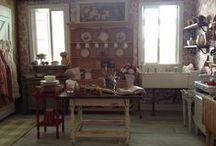 mini kitchen / by Gina C