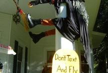 Halloween Health & Safety Tips / Healthy food ideas and safety tips for Halloween. / by Blue Cross and Blue Shield of Louisiana